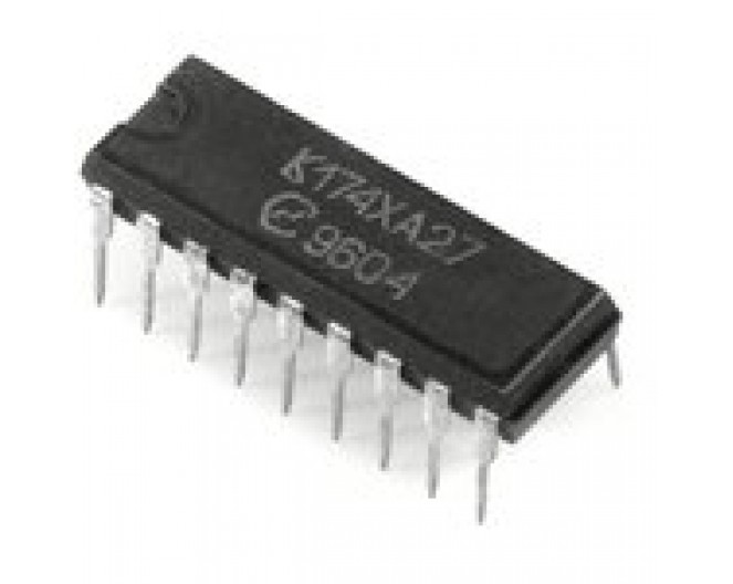 Микросхема К174ХА27 (TDA4665)