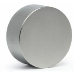 Неодимовый магнит Диск 55*25мм сила 100кг