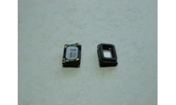 микродинамик 9x7x3mm с металлическими выводами