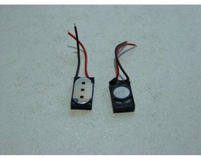 микродинамик 11x6x2mm с проводами
