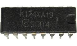 Микросхема К174ХА19 (TDA1093)