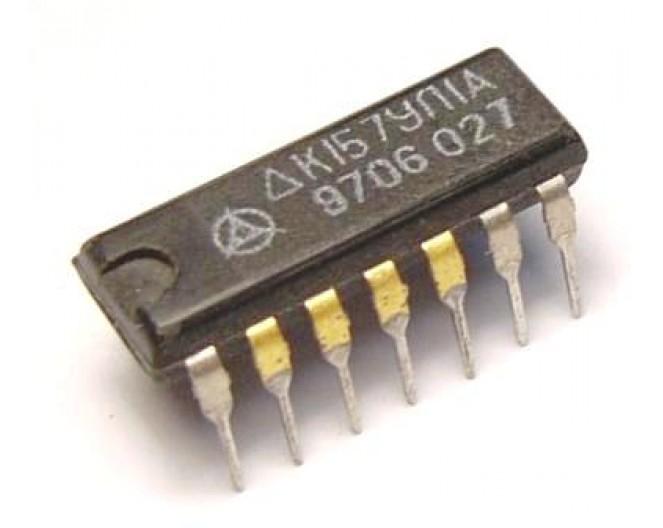 Микросхема К157УЛ1А