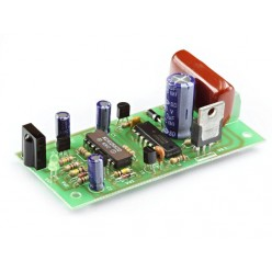 Радиоконструктор K106 (ИК- управляемое реле)
