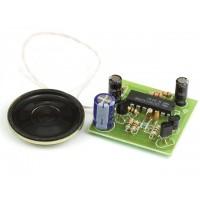 Радиоконструктор K125 (звуковая сирена 0,5W)