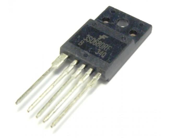 Микросхема KA3S0680RF (3S0880RF)