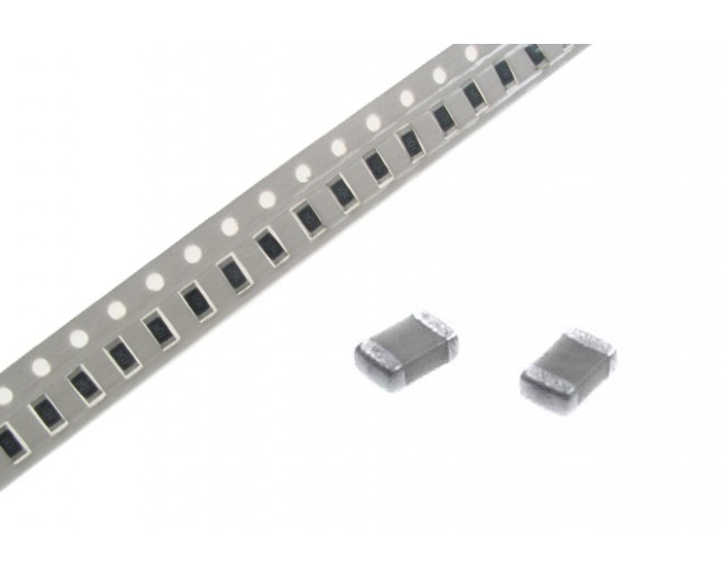 Резистор 91R - smd 1206