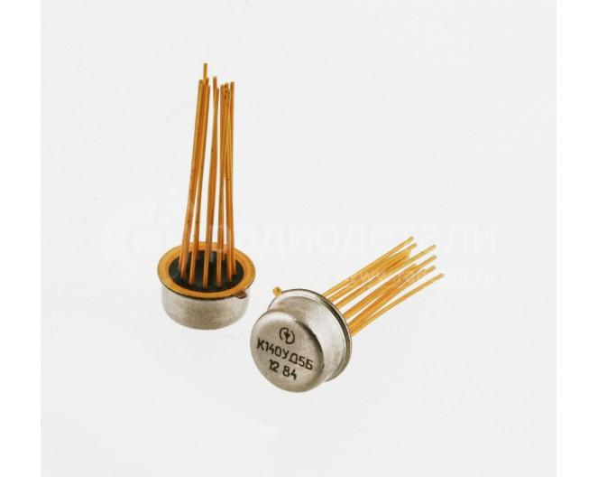 Микросхема 140УД6 мет