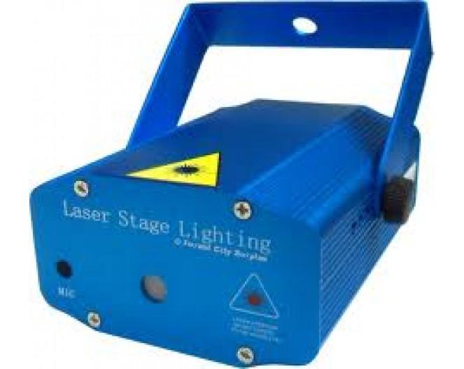 Лазерная установка 0018