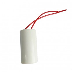 Конденсатор неполярный CBB-65 3 uf - 450v    (±5%)