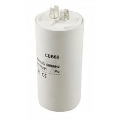Конденсатор неполярный CBB-65 10 uf - 450v    (±5%)
