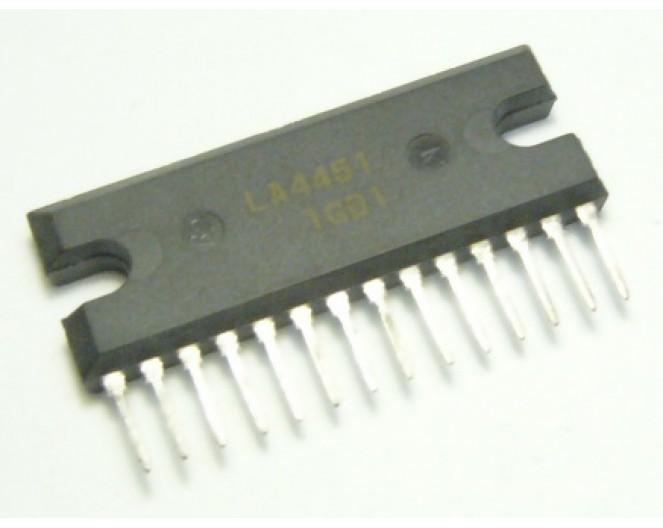 Микросхема LA4551