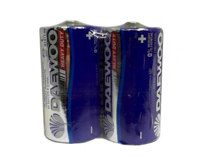 Батарейка R14 (343 элемент) Daewoo