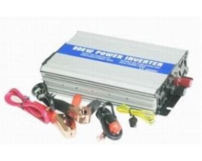 Автомобильный Инвертор 12V / 220V 800W EG-PWC-004