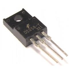 Транзистор 2SD2058