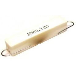 Резистор 2,7R - 10Wt