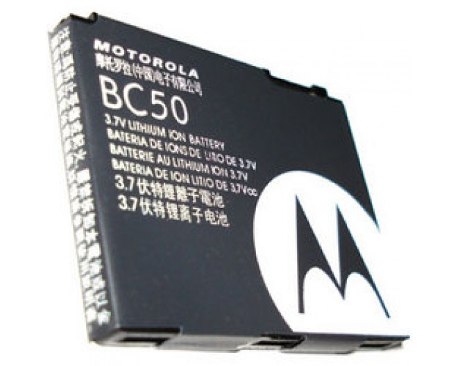 Аккумуляторная батарея Motorolla BC-50 (Не оригинал!)