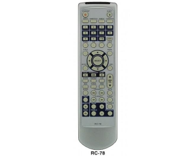 Пульт ДУ BBK RC-78