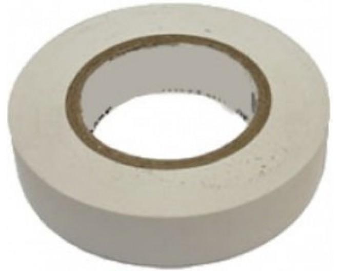 Изолента импорт. 0,13x19x25mm белая