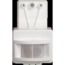 Датчик движения инфракрасный LX01 белый 220v