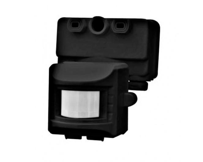 Датчик движения инфракрасный LX02 черный 220v