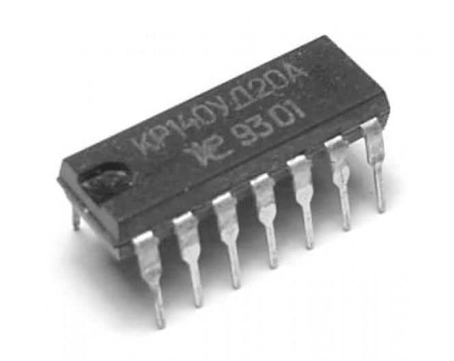 Микросхема 140УД20А