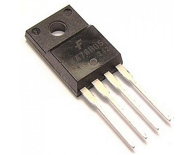 Микросхема KA78R05CTU