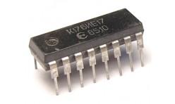 Микросхема К176ИЕ17