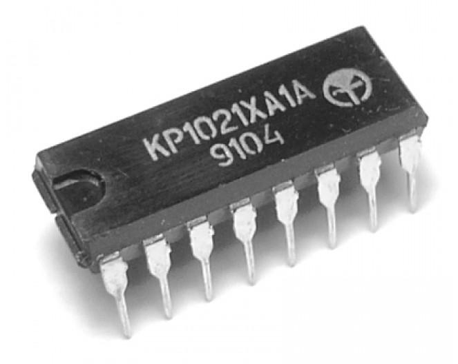Микросхема КР1021ХА1А
