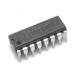 Микросхема TA7640AP