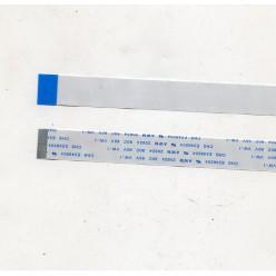 Шлейф Белый 24pin 230mm step 0.5mm обратный