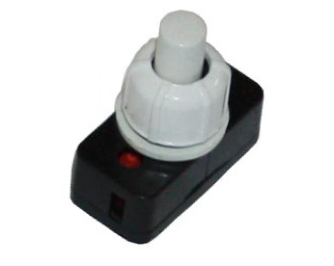 Выключатель кнопочный для настольной лампы