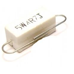 Резистор 4,7R - 5Wt