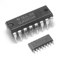 Микросхема ULN2003A DIP16