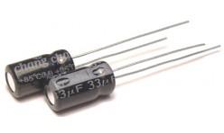 Конденсатор 33mkF x 50V