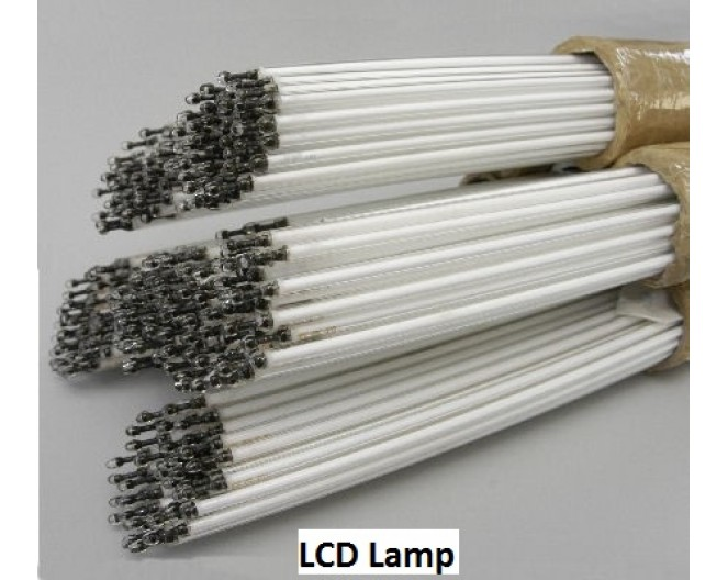 Лампа подсветки CCFL Lamp LCD 255mm 12'