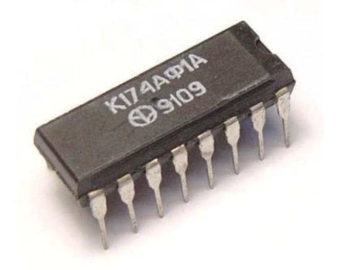Микросхема К174АФ1А