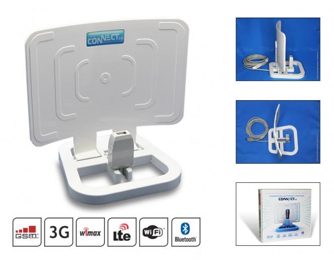 Антенна комнатная РЭМО Connect 2.0 для 3G USB модема