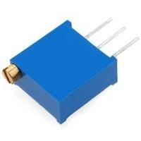 Резистор подстроечный 100R (3296W-101)
