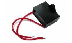 Конденсатор неполярный CBB-61 1 mkf - 450 VAC   (±5%)