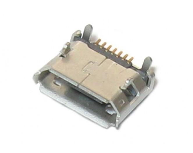 Гнездо micro USB 7pin