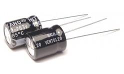 Конденсатор 100mkF x 63V