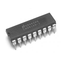 Микросхема LM3914N (LM3915N)