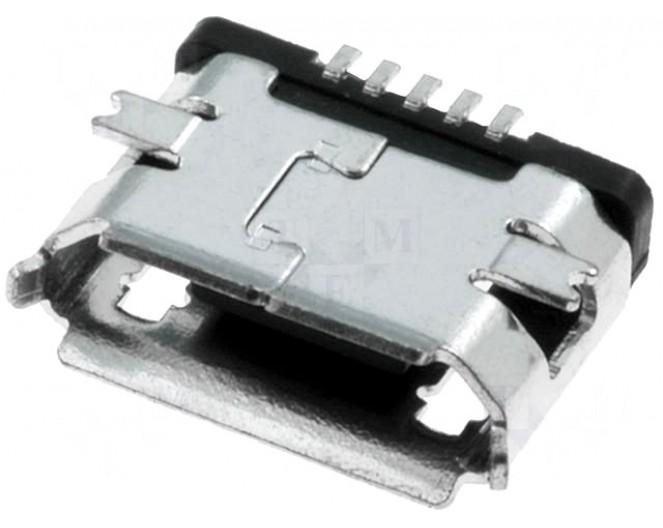 Гнездо micro USB 5pin - №1