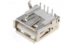 Гнездо USB AF (3113) монтажное