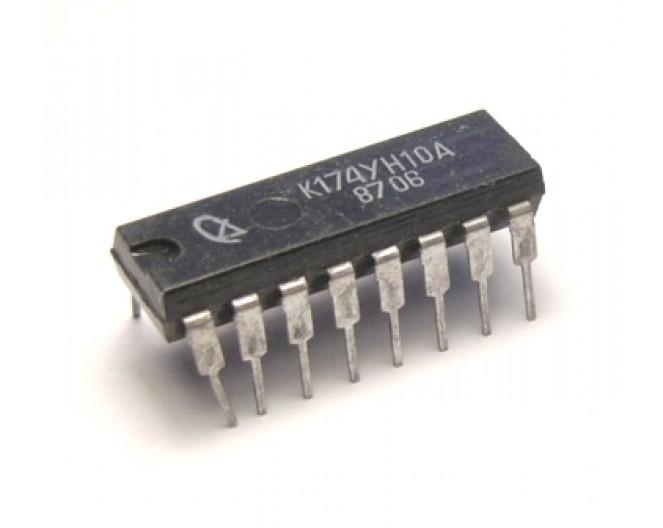 Микросхема К174УН10А