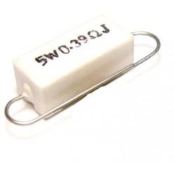 Резистор 0,39R - 5Wt