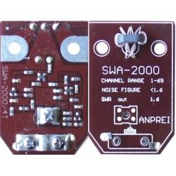 Усилитель SWA-2000