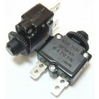 Предохранитель автоматический KBF1-01-16A (MR1-16A-II, 250V,выводы изогнуты под 90град.)