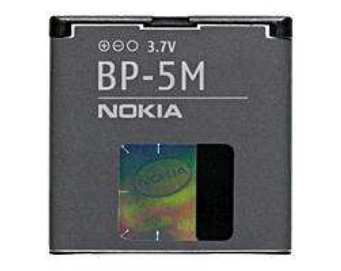 Аккумуляторная батарея Nokia BP-5M (Не оригинал!)