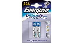 Батарейка R03S-AAA (286 элемент) Energizer Lithium Ultimate